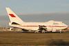 A9C-HAK | Boeing 747SP-Z5 | Bahrain Royal Flight