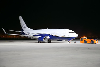 N444HE | Boeing 737-39A | Sheikh Hassan Mohamed Enany/Jim Baroni