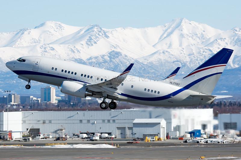 HL7787   Boeing 737-75G BBJ   Hyundai