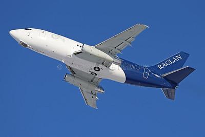 C-GXNR | Boeing 737-2S2C(A) | Glencore Canada