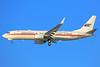 A6-HEH   Boeing 737-8AJ BBJ   Dubai Air Wing Royal Flight