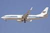 A6-MRM | Boeing 737-8EC BBJ | Dubai Air Wing Royal Flight