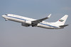 A6-MRS   Boeing 737-8E0 BBJ   Dubai Air Wing Royal Flight
