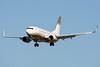 N720MM | Boeing 737-7BC BBJ | MGM Mirage