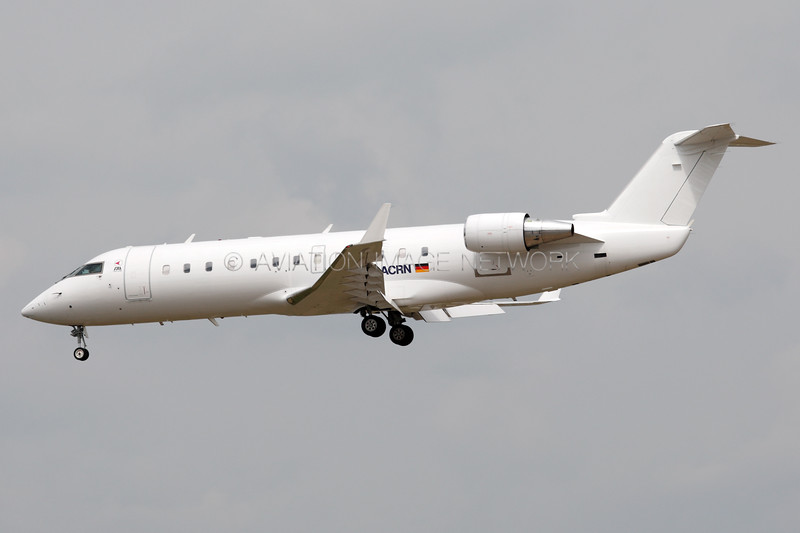 D-ACRN | Bombardier CRJ-200ER | FAI Rent-A-Jet