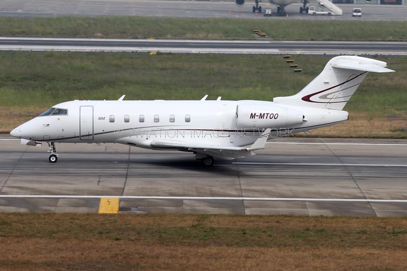 M-MTOO | Bombardier Challenger 300 | Nadremal Air Holding Ltd