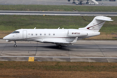 M-MTOO | Bombardier Challenger 300 | Nadremal Air Holding Ltd