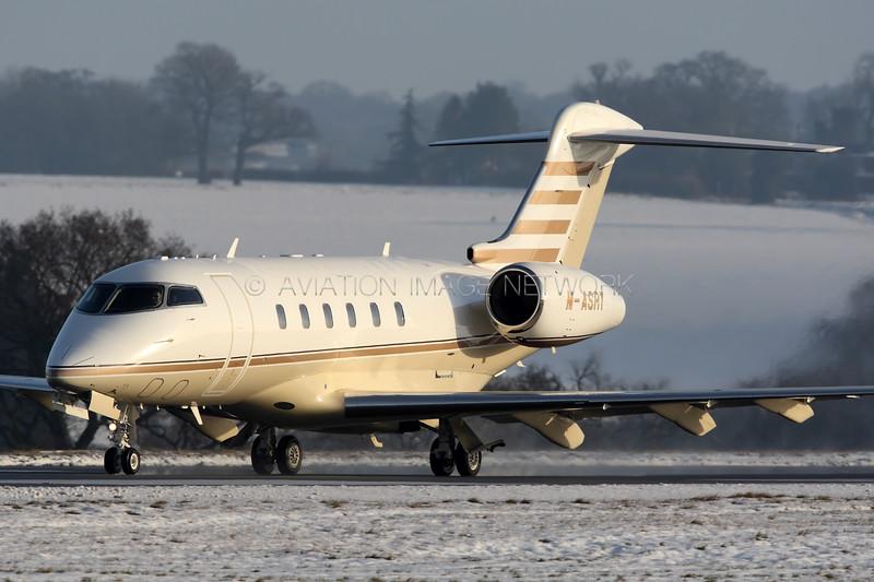 M-ASRY | Bombardier Challenger 300 | Celina Aviation