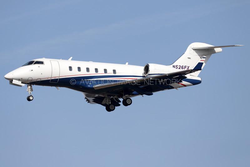 N526FX | Bombardier Challenger 300 | Flexjet