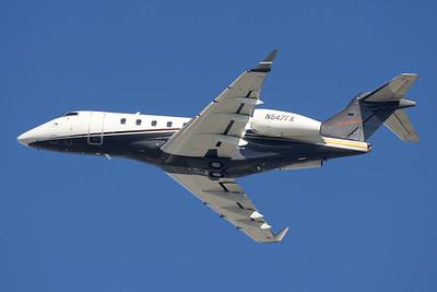 N547FX   Bombardier Challenger 300   Flexjet