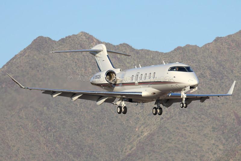 N795QS | Bombardier Challenger 350 | NetJets