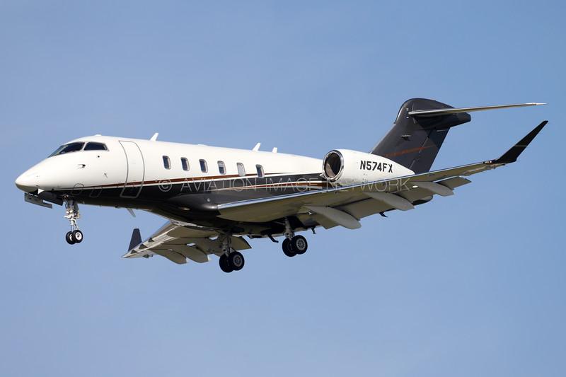 N547FX   Bombardier Challenger 350   Flexjet