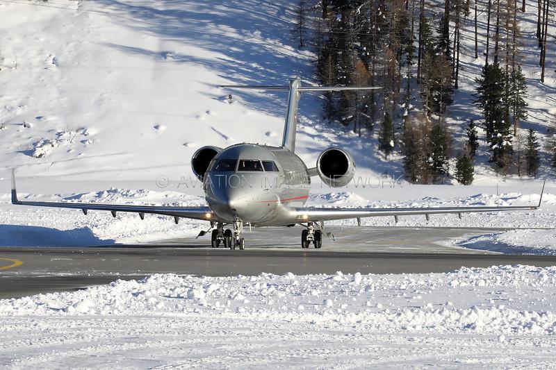 OE-INY | Bombardier Challenger 604 | Vista Jet
