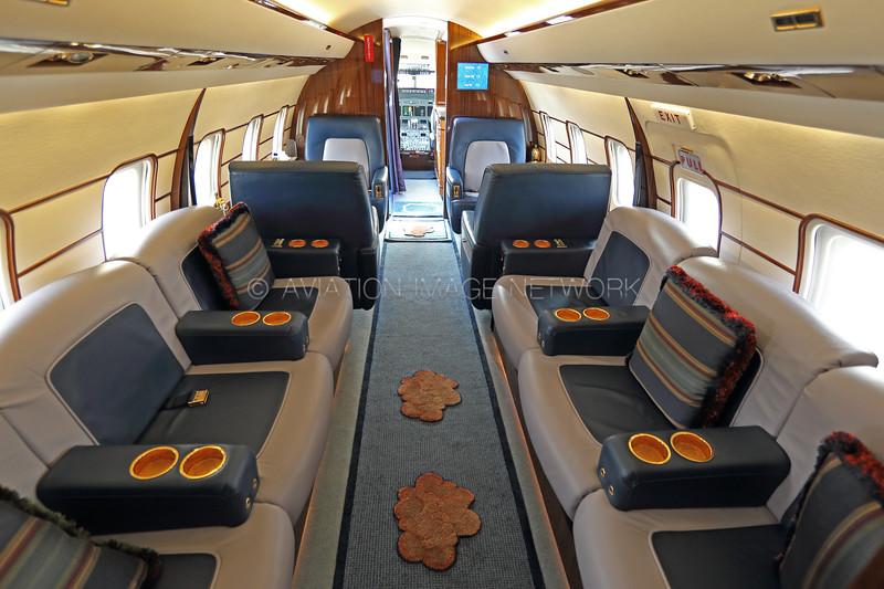 VP-BHH | Bombardier Challenger 604 | Mouawad Company