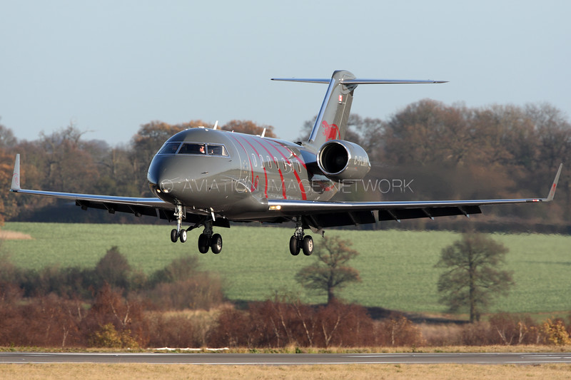 C-FLMK | Bombardier Challenger 605 | Chartright Air Inc
