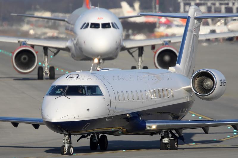 OE-ISF | Bombardier Challenger 850 | International Jet Management