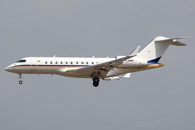 M-JANP | Bombardier Global 5000 | J & P