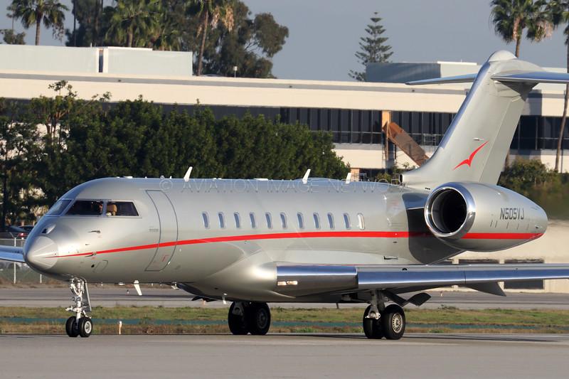 N505VJ | Bombardier Global 5000 | Jet Aviation