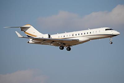M-LLIN | Bombardier Global 6000 | Tian Yi Ltd