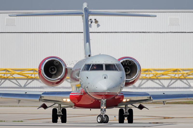 N770BC | Bombardier Global 6000 | Indigo Partners