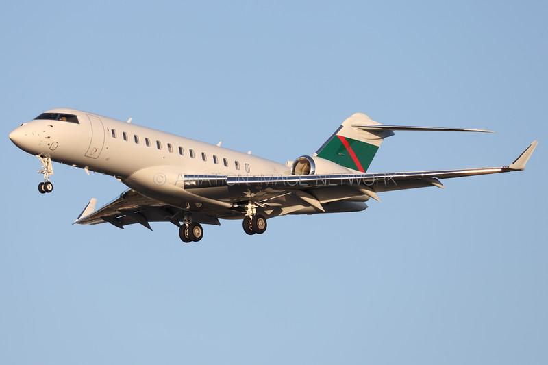 LX-ZAK | Bombardier Global 6000 | Global Jet Luxembourg