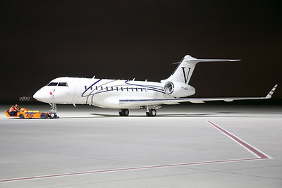 T7-SKA | Bombardier BD-700-1A10 Global Express XRS | Empire Aviation
