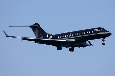 VQ-BKI | Bombardier BD-700-1A10 Global Express XRS | Gama Aviation