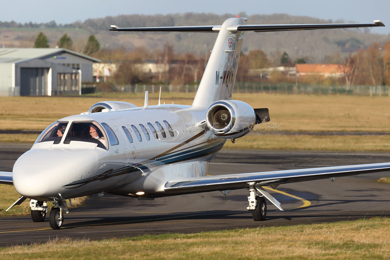 M-WMWM | Cessna 525A CitationJet CJ2 | Standard Aviation LLP