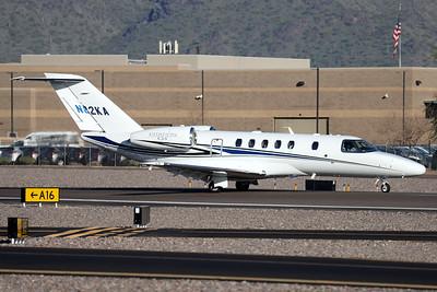 N82KA   Cessna 525C CitationJet CJ4   Flight King LLC