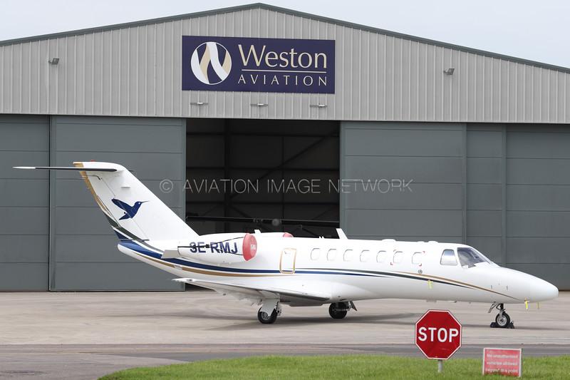 SE-RMJ | Cessna 525B CitationJet CJ3 | Hummingbird Aviation