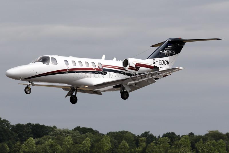 G-EDCM | Cessna 525A CitationJet CJ2 | Air Charter Scotland