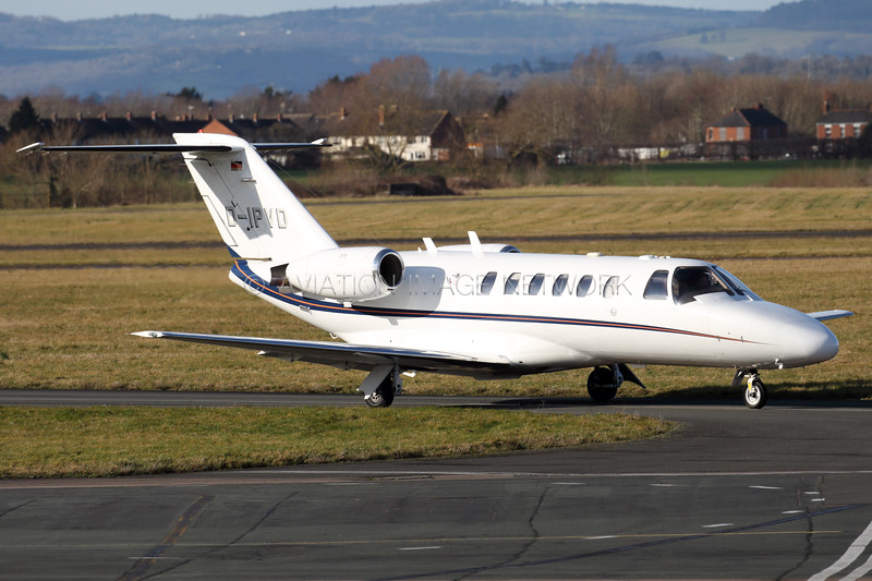 D-IPVD | Cessna 525A CitationJet CJ2 | Transavia Fluggesellschaft