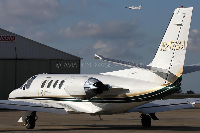 N217SA | Cessna 550 Citation II