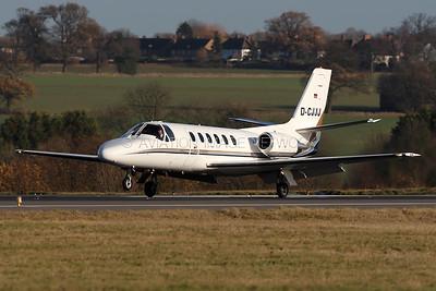 D-CJJJ | Cessna S550 Citation II |