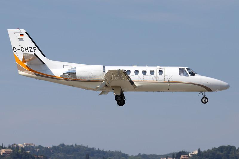 D-CHZF | Cessna 550B Citation Bravo | SFD - Stuttgarter Flugdienst