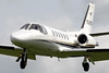 YU-BTB | Cessna 550B Citation Bravo | Air Pink