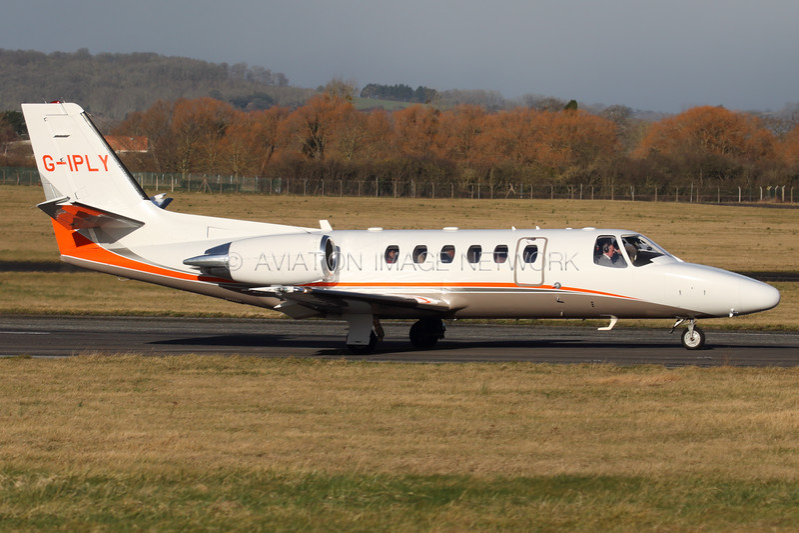 G-IPLY | Cessna 550B Citation Bravo | International Plywood (Aviation) Ltd