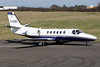 G-CGEI | Cessna 550B Citation Bravo | Rushbury Enterprises Ltd