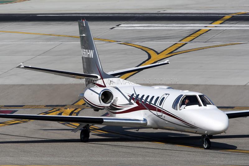 N560HW   Cessna 560 Citation Ultra