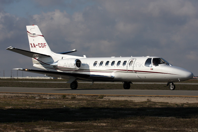 XA-CDF | Cessna 560 Citation V | GE Capital CEF Mexico