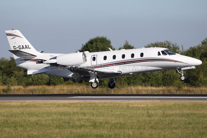G-GAAL | Cessna 560XL Citation Excel XLS + | London Executive Aviation