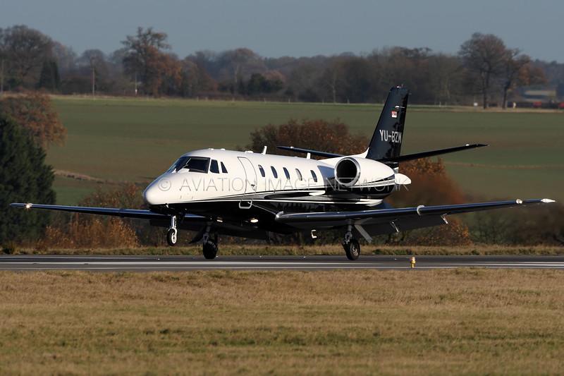 YU-BZM | Cessna 560XL Citation Excel XLS+
