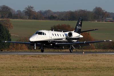 YU-BZM | Cessna 560XL Citation Excel XLS+ |