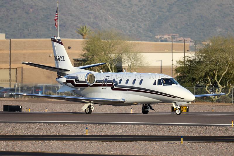 N892Z   Cessna 560XL Citation Excel XLS Plus   Zirkle Aviation LLC