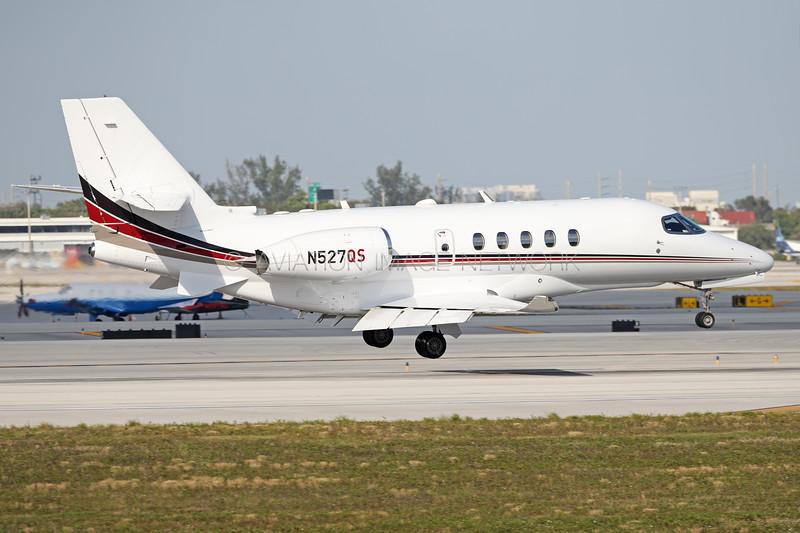 N527QS | Cessna 680A Citation Latitude | NetJets