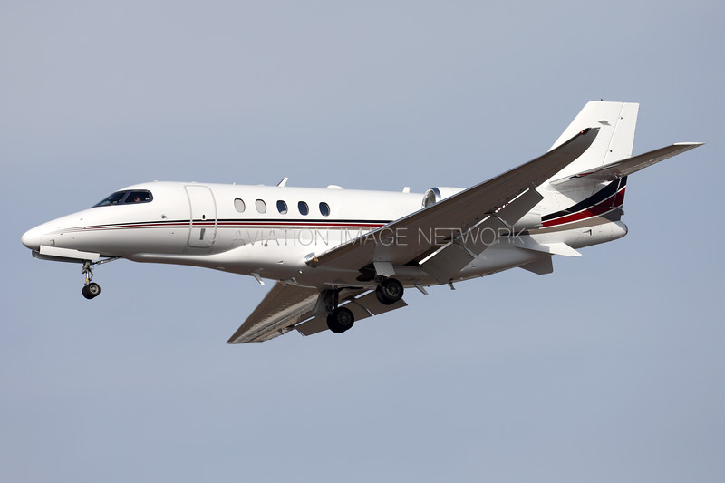 N532QS | Cessna 680A Citation Latitude | NetJets