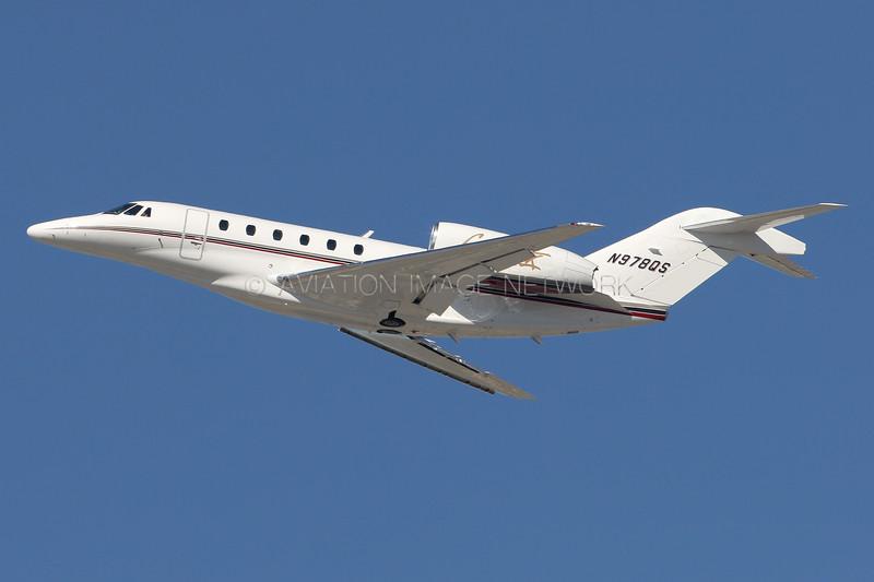 N978QS   Cessna 750 Citation X   NetJets