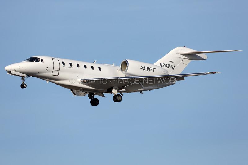 N793XJ | Cessna 750 Citation X | XOJET