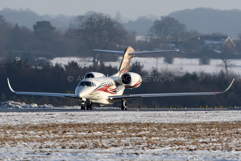 M-ARCH | Cessna 750 Citation X | Archilda International Ltd
