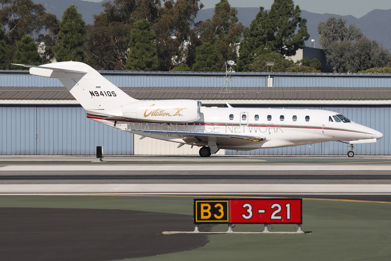 N941QS | Cessna 750 Citation X | NetJets